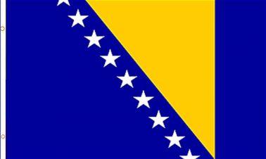 Bosnia & Herzegovina National Flag
