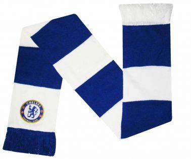 Chelsea FC Crest Bar Scarf