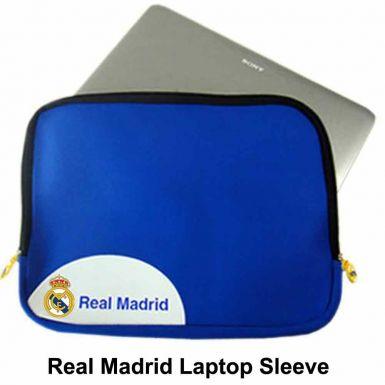 Real Madrid Crest Laptop Sleeve