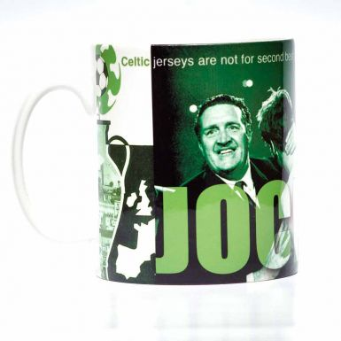 Jock Stein & Celtic Legend Mug