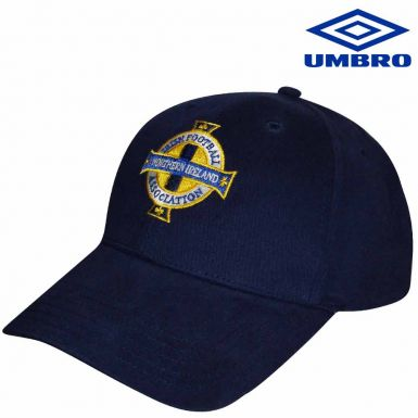 buy official northern ireland football crest baseball cap