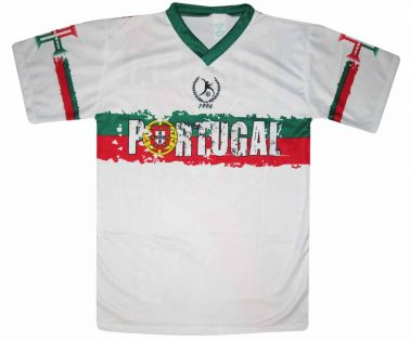 Portugal Supporters Leisure Shirt