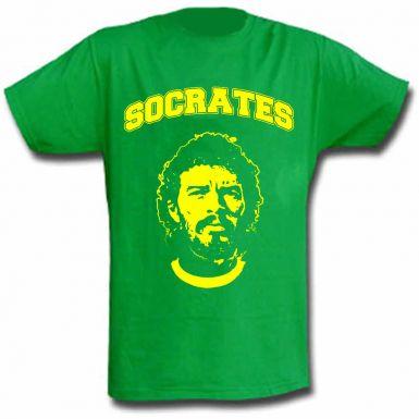Socrates Brazilian Legend T-Shirt