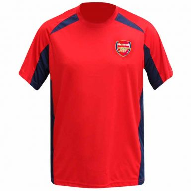 Arsenal FC Crest Training Shirt