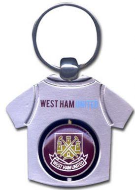 West Ham Keyring