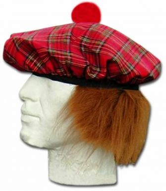 Scotland See You Jimmy Hat