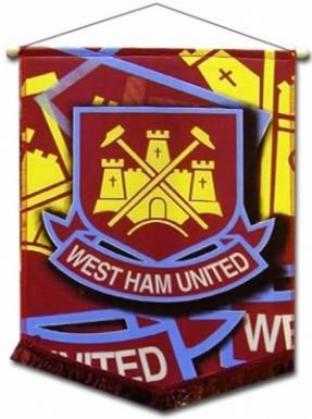 West Ham Pennant