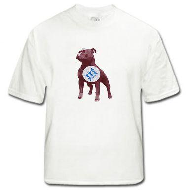 Pitbull Terrier & England T-Shirt