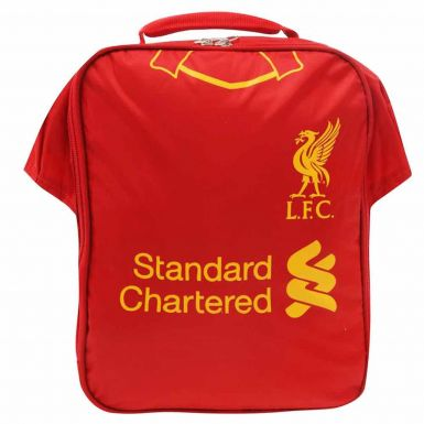 Liverpool FC Kit Shaped Insulated Lunch Bag