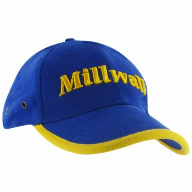 Millwall 3D Football Baseball Cap