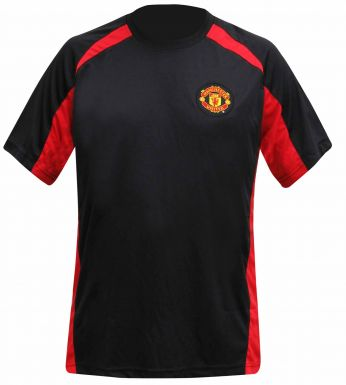 Manchester Utd Crest Training or Leisure Shirt