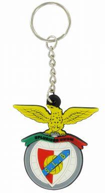 SL Benfica Crest PVC Keyring