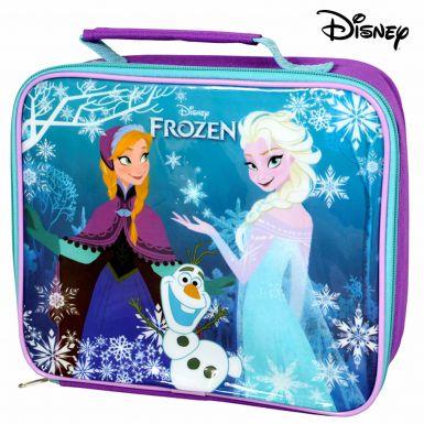 Disney Frozen Film Anna & Elsa School Lunch Bag