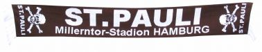 St Pauli Football Crest Scarf