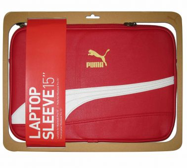 Official PUMA 15inch Laptop Sleeve Zipped Cover