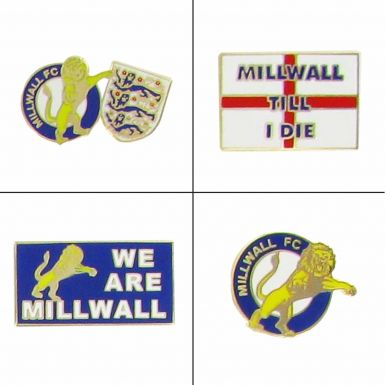 Millwall Badges