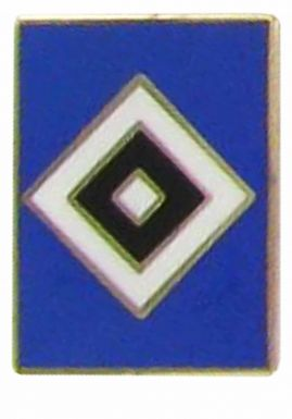 Hamburg SV Football Crest Pin Badge