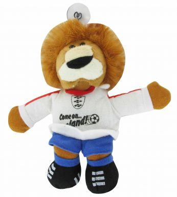England Football Souvenir Lion for Cars or the Home