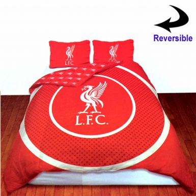 Liverpool FC Queen Size Comforter Cover Set