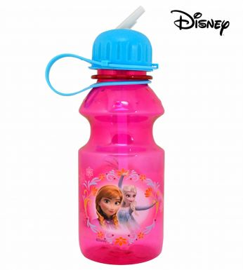 Disney Frozen Film Anna & Elsa Plastic Drinks Bottle