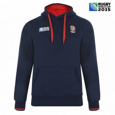England RFU 2015 Rugby World Cup Hoodie