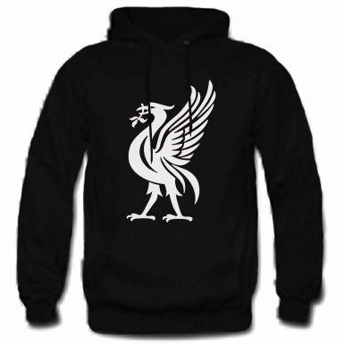 Liverpool Liverbird Crest Hoodie