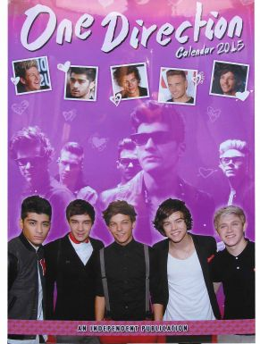 One Direction 1D Portrait 2015 Calendar