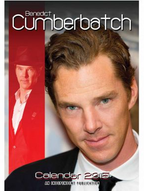 Benedict Cumberbatch TV Sherlock 2015 Calendar