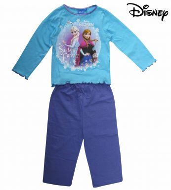 Disney Frozen Anna & Elsa Pyjamas Set