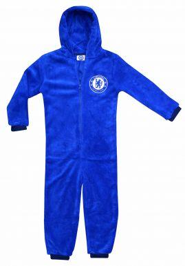 Chelsea FC Kids Hooded Onesie