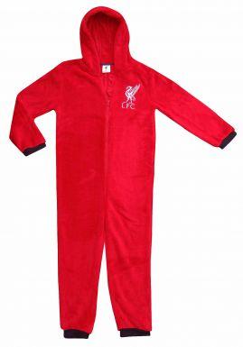 Liverpool FC Kids Hooded Onesie