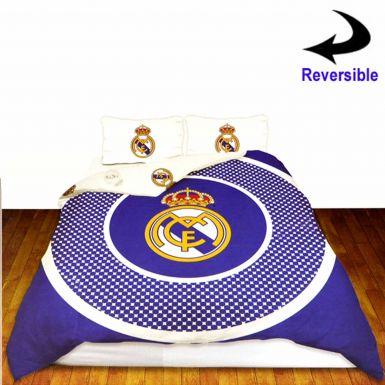 Real Madrid Double Duvet Set