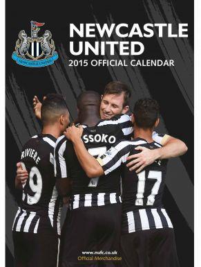 Newcastle United 2015 Football Calendar