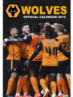 Wolverhampton Wanderers Wolves 2015 Football Calendar