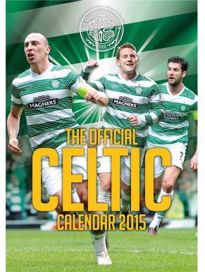 Celtic FC 2015 Football Calendar