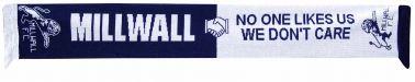 Millwall FC Crest Scarf