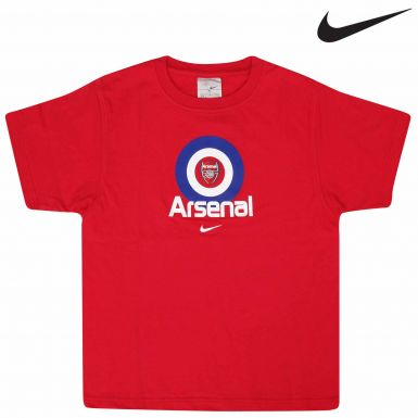 Arsenal FC Kids T-Shirt by Nike