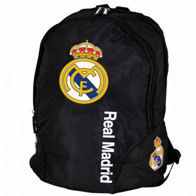 Real Madrid Crest Rucksack
