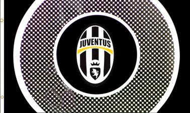 Official FC Juventus Crest Flag