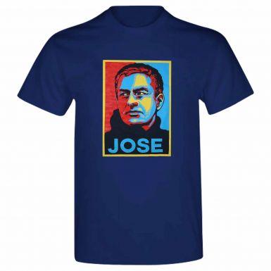 Jose Mourinho Special One Pop Art Print T-Shirt