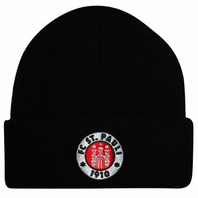 St Pauli Football Crest Bronx Hat