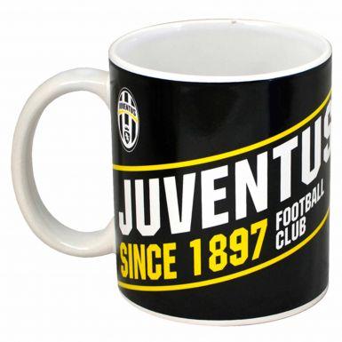 FC Juventus Crest Mug