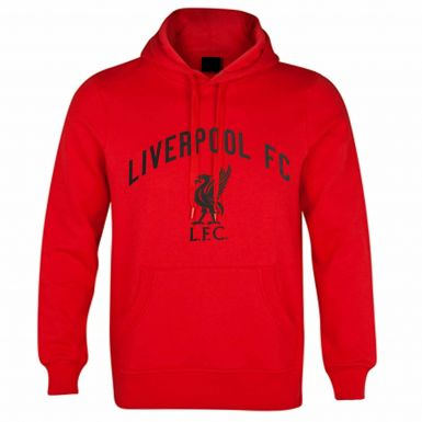 Official Liverpool FC Crest Hoodie