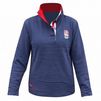 Ladies England RFU Rugby Shirt