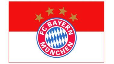 Bayern Munich Crest Flag