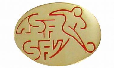 Switzerland Football Pin Badge
