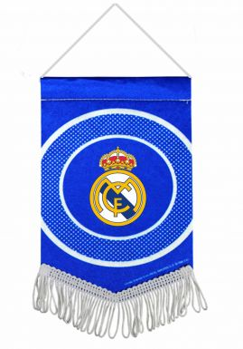 Real Madrid Mini Pennant for Cars