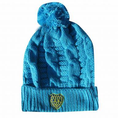 Boca Juniors CABJ Crest Ski Hat