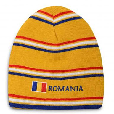 Romania 2015 Rugby World Cup Beanie Hat