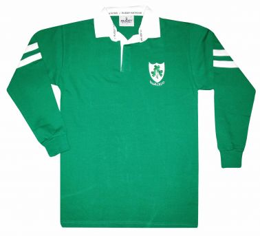Ireland Heritage Rugby Shirt